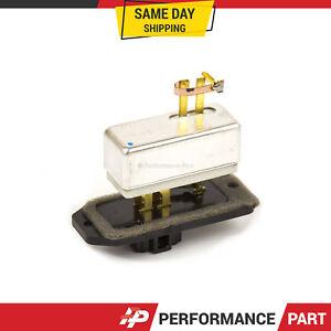 HVAC Blower Motor Resistor for 07-10 Dodge Ram 1500 2500 3500 4500 5500