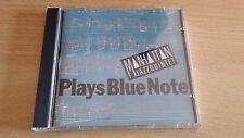 MANHATTAN JAZZQUINTET - PLAYS BLUE NOTE - CD