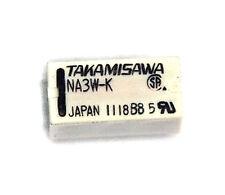 Mini Relay 3v 2a PCB DPDT DIP TAKAMISAWA