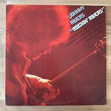 Johnny Rivers ‎– Rockin' Rivers - 1974 US Vinyl LP - Very Good (VG/VG+)