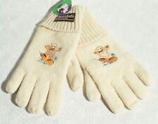 6e23083768 Bobbl Schaf Handschuhe Größe L Stickereien Thinsulate Handschu Beige Neu