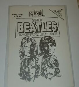 The Beatles Experience #4  (Revolutionary  1991) Very Fine