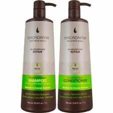 Macadamia Nourishing Repair Shampoo & Conditioner Duo 1000ml Vegan Friendly