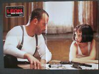 LEON - DER PROFI - Jean Reno, Natalie Portman - Aushangfoto #1