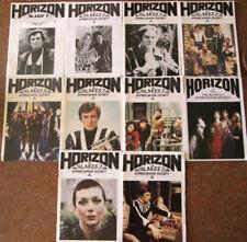 More details for 10 x horizon blakes 7 appreciation society newsletter magazine 1993-1995