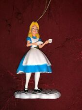 Disney Grolier Alice in Wonderland President's Edition Ornament Early Moments