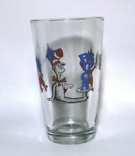 PGCA Glass -  CAT IN THE HAT  - PEPSI - Promotional Glass Collecting Club