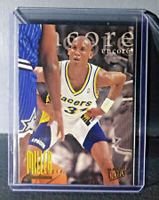 1995-96 Reggie Miller #325 Ultra Encore Basketball Card