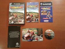 GameCube mario kart  the disc is excellent UK pal version game cube