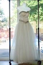 wedding dresses size 8