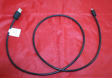 Original Mercedes Interfaz de media USB a Micro Cable carga NTG 5 5.5