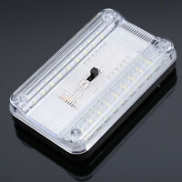 36 LEDs Car Vehicle Interior Dome Roof Ceiling Reading Trunk Light Lamp 12V New