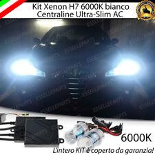 KIT XENON H7 AC 6000K 35W ALFA ROMEO 147 RESTYLING + LED TARGA + LED POSIZIONE