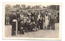 ww2  prisonniers    camp de wiesengrund 1941     (c7) .