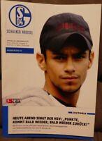 FC Schalke 04 Schalker Kreisel Magazin 02.04.2006 Bundesliga Hamburger SV /434