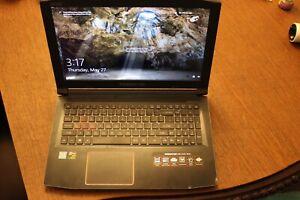 Acer Predator Helios 300 Gaming Laptop, 256 GB SSD, 16 GB RAM, Model G3-571-77QK