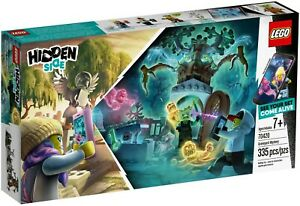 Lego 70420 Hidden Side Graveyard Mystery - Brand New