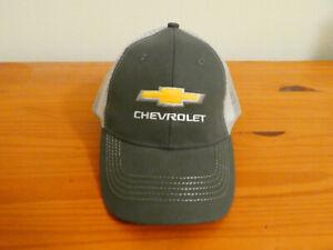 Chevrolet Logo Baseball Cap adjustable snapback (Brand New)
