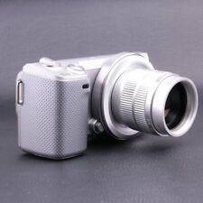 Fujian 35mm f/1.7 CCTV cine lens for Sony NEX E-mount camera & Adapter bundle S