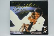 Michael Jackson - Thriller  CD Album    ** Special Gold Disc Edition **