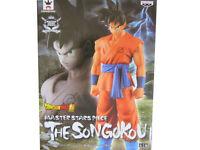 Dragonball Super Son Gokou Master Stars Piece Banpresto New SK