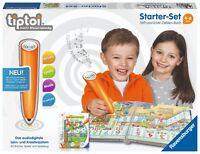 Ravensburger 00803 tiptoi Starter Set mit Stift und Erste Zahlen Buch Neu OVP