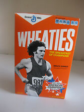 Bruce Jenner Wheaties box (2012) never opened 1976 Decathalon gold Montreal