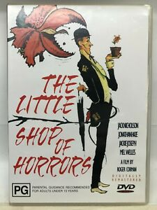 The Little Shop of Horrors - DVD - AusPost with Tracking