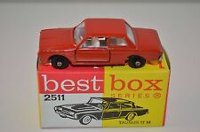 Bestbox Best Box 2511 Ford Taunus 17M 99.9% mint in box very scarce