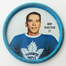 Shirriff Bert Olmstead #11 Toronto Maple Leafs NHL Hockey Metal Coin A492