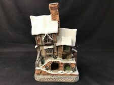 David Winter Collectors Guild Old Joe's Beetling Ship COA, OrgBox E-M Condition