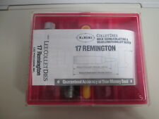 Lee Collet Die Set in 17 Remington- Carefully Used - Excellent condition