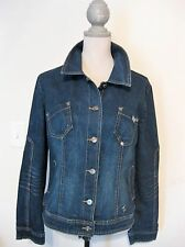 Baby Phat Jean Jacket Juniors Stretch Jacket Blue Size Large L