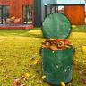 Gartensack Laubsack Gartenabfallsäcke Gartenabfallbehälter Mit Deckel 272 l XXL-