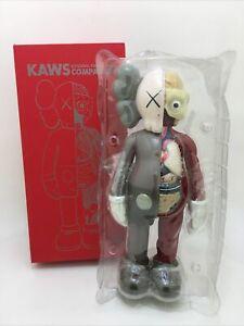 KAWS .06 OriginalFake Companion Figure Brown Dissected (Flayed) NEW