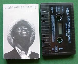 """Lighthouse Family 7"""" Mixes Cassette Tape Single - TESTED"""