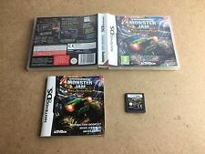 Monster Jam Path of Destruction - Nintendo DS (NDS) (TESTED/WORKING) UK PAL