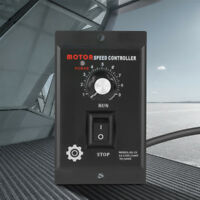 HighQ 400W AC 220V Motor Speed Pinpoint Regulator Controller Forward & Backward