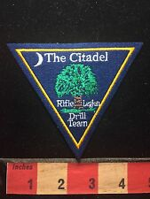Patch THE CITADEL Rifle Legion Drill Team South Carolina Military College 73WY