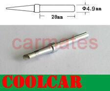 SOLDER SOLDERING IRON STATION Tip for Xytronic XY438 168-3C 168-3CD 9-60A 169D