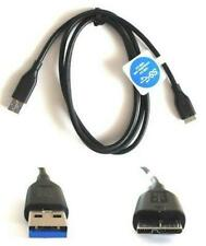 USB 3.0 Data SYNC Cable For Western Digital WD My Book External Hard Drive