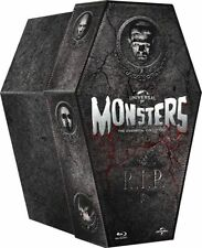 Creatures/Monsters Horror Box Set M DVD & Blu-ray Movies