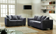 Fabric Sofas 3 Seater Sofa Dylan Settee Couch