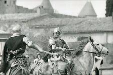 JEAN MARAIS LE MIRACLE DES LOUPS 1961 VINTAGE PHOTO ORIGINAL #1  DEPARDON