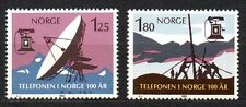 Norway - 1980 Telephone centenary Mi. 815-16 MNH