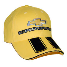 2010 - 2017 Chevrolet Camaro SS Rally Yellow Hat Cap SHIPPED IN A BOX FREE