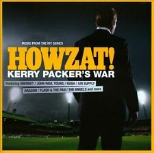 HOWZAT! KERRY PACKER'S WAR Soundtrack CD NEW Sherbet Hush Air Supply Dragon