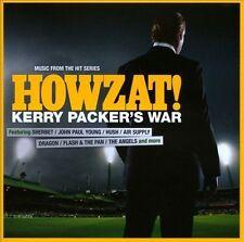 HOWZAT! KERRY PACKER'S WAR Soundtrack CD NEW Sherbet Hush Air Supply Dragon