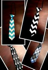 Handmade Ties For Little Boys!
