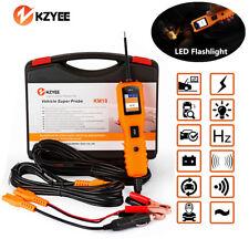 12V 24V Car Truck Digital Electric Circuit Tester Voltage Power Multimeter Tool